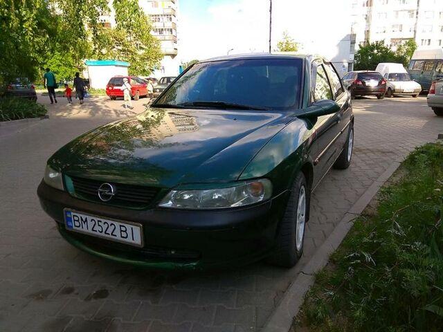 Зелений Опель Вектра Б, об'ємом двигуна 1.8 л та пробігом 13 тис. км за 3700 $, фото 1 на Automoto.ua