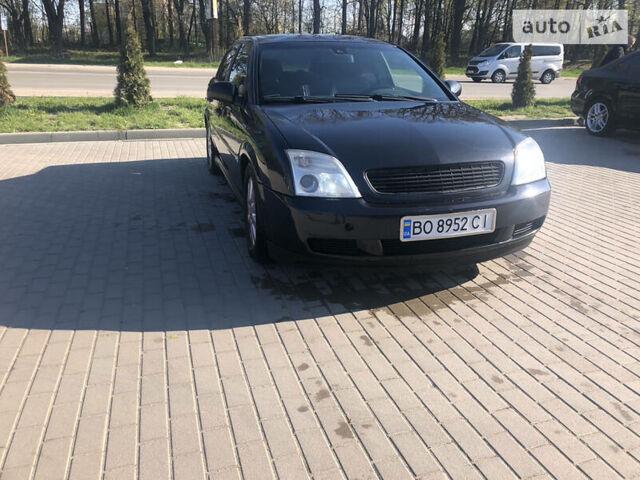Черный Опель Вектра С, объемом двигателя 2.2 л и пробегом 279 тыс. км за 5550 $, фото 1 на Automoto.ua
