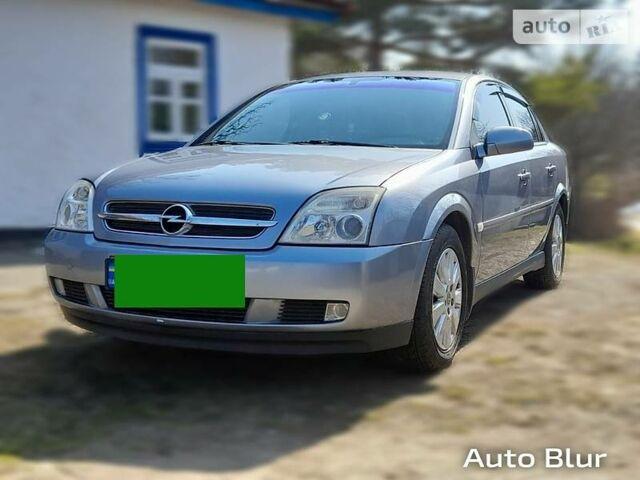 Серый Опель Вектра С, объемом двигателя 2.2 л и пробегом 152 тыс. км за 5800 $, фото 1 на Automoto.ua