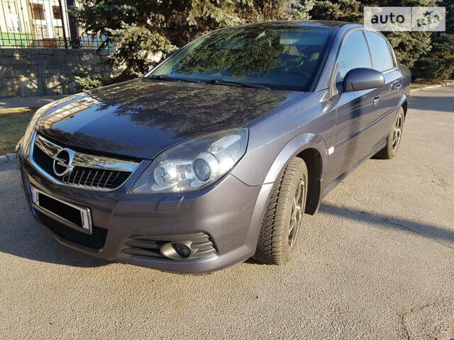 Серый Опель Вектра С, объемом двигателя 2.2 л и пробегом 175 тыс. км за 9000 $, фото 1 на Automoto.ua
