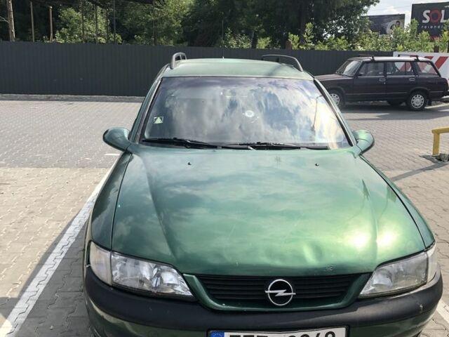 Зеленый Опель Вектра, объемом двигателя 1.6 л и пробегом 260 тыс. км за 1300 $, фото 1 на Automoto.ua