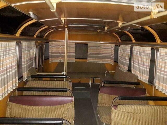 Оранжевый ПАЗ ПАЗ, объемом двигателя 4.5 л и пробегом 98 тыс. км за 2219 $, фото 1 на Automoto.ua