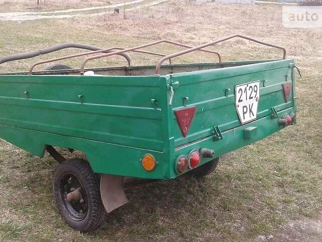 Зеленый ПМЗ 81011, объемом двигателя 0 л и пробегом 5 тыс. км за 300 $, фото 1 на Automoto.ua