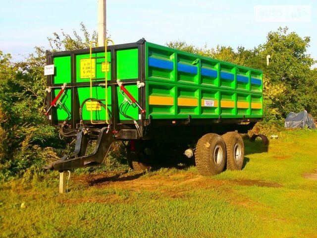 Зеленый ПТС 14, объемом двигателя 0 л и пробегом 1 тыс. км за 8000 $, фото 1 на Automoto.ua