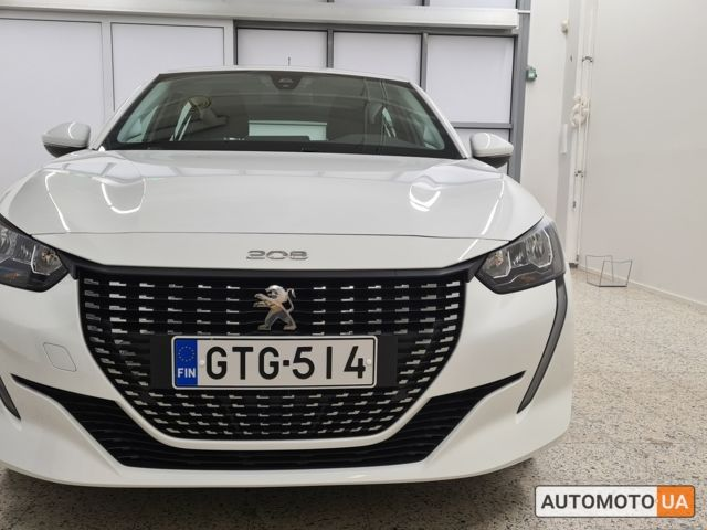 купить новое авто Пежо 208 2020 года от официального дилера Авто Граф Ф Peugeot Пежо фото