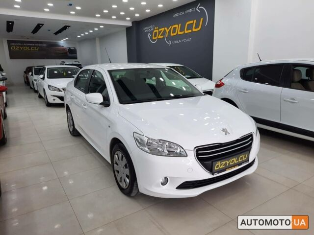 купить новое авто Пежо 301 2020 года от официального дилера Авто Граф Ф Peugeot Пежо фото