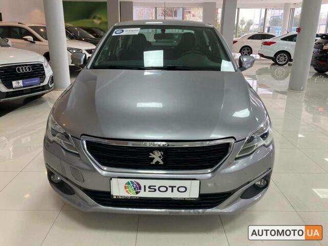 купить новое авто Пежо 301 2021 года от официального дилера Авто Граф Ф Peugeot Пежо фото
