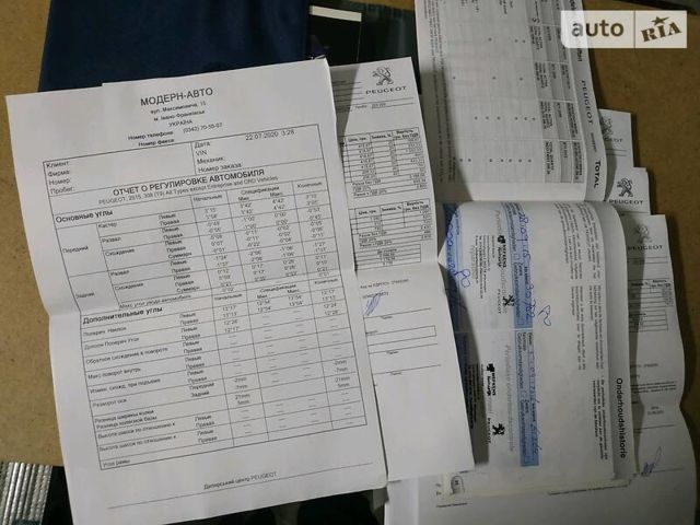 Черный Пежо 308, объемом двигателя 2 л и пробегом 228 тыс. км за 11750 $, фото 1 на Automoto.ua