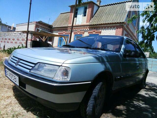 Сірий Пежо 405, об'ємом двигуна 1.6 л та пробігом 11 тис. км за 1200 $, фото 1 на Automoto.ua