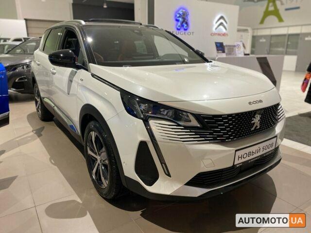 купить новое авто Пежо 5008 2021 года от официального дилера Авто Граф Ф Peugeot Пежо фото