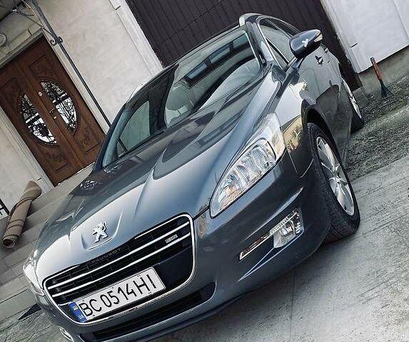 Серый Пежо 508, объемом двигателя 1.6 л и пробегом 200 тыс. км за 9600 $, фото 1 на Automoto.ua