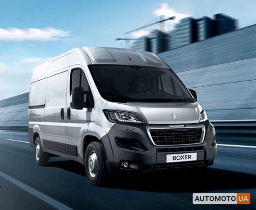 купить новое авто Пежо Boxer груз. 2021 года от официального дилера Авто Граф Ф Peugeot Пежо фото