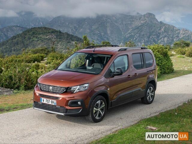 купити нове авто Пежо Rifter 2020 року від офіційного дилера Авто Граф Ф Peugeot Пежо фото