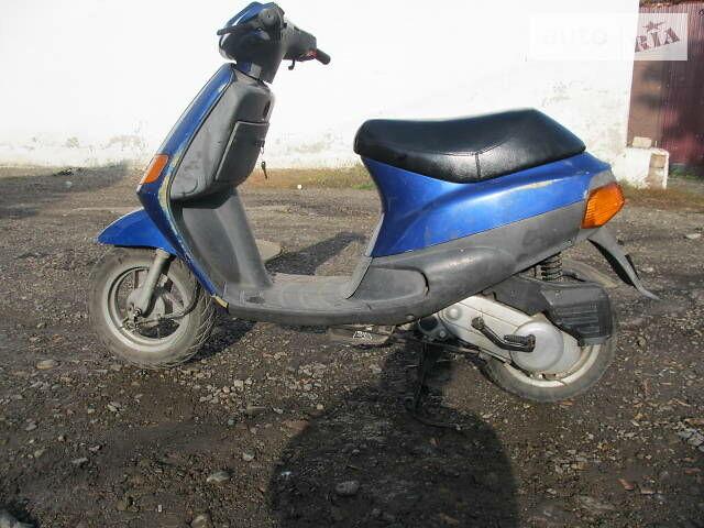 Синий Пиаджо Zip, объемом двигателя 0.05 л и пробегом 16 тыс. км за 260 $, фото 1 на Automoto.ua