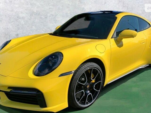 купить новое авто Порше 911 2021 года от официального дилера MARUTA.CARS Порше фото