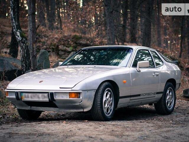 Порше 924, объемом двигателя 2 л и пробегом 394 тыс. км за 4900 $, фото 1 на Automoto.ua