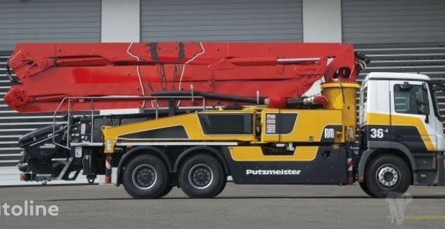 Путцмайстер БСФ, объемом двигателя 0 л и пробегом 1 тыс. км за 0 $, фото 1 на Automoto.ua