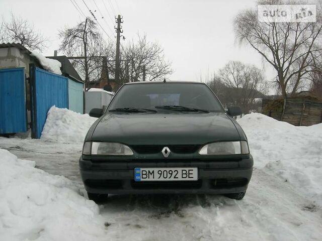 Зелений Рено 19, об'ємом двигуна 1.7 л та пробігом 1 тис. км за 1650 $, фото 1 на Automoto.ua