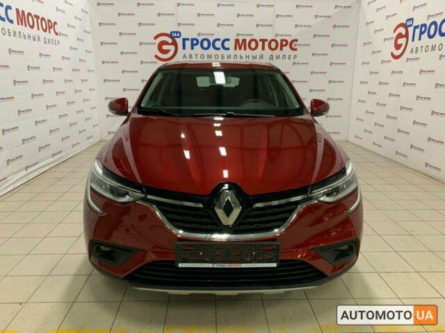купить новое авто Рено Arkana 2021 года от официального дилера Европа Плюс Рено фото