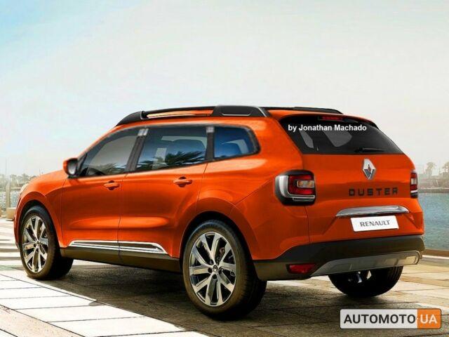 купить новое авто Рено Дастер 2020 года от официального дилера Автоцентр Renault Николаев Рено фото