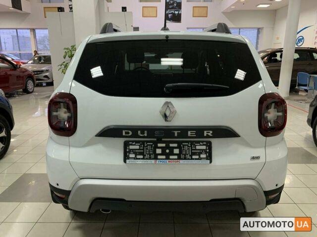 купить новое авто Рено Дастер 2021 года от официального дилера Европа Плюс Рено фото