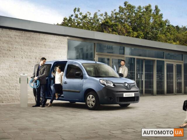 купить новое авто Рено KANGOO ZE 2020 года от официального дилера Автоцентр Renault Николаев Рено фото