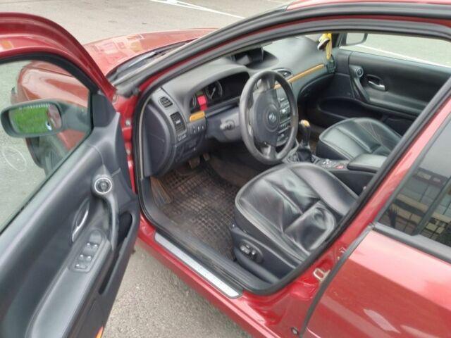 Красный Рено Лагуна, объемом двигателя 3 л и пробегом 235 тыс. км за 2399 $, фото 1 на Automoto.ua