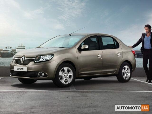 купити нове авто Рено Логан 2020 року від офіційного дилера Автоцентр Renault Миколаїв Рено фото