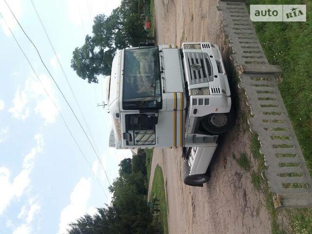 Белый Рено Магнум, объемом двигателя 12.6 л и пробегом 1 тыс. км за 8700 $, фото 1 на Automoto.ua
