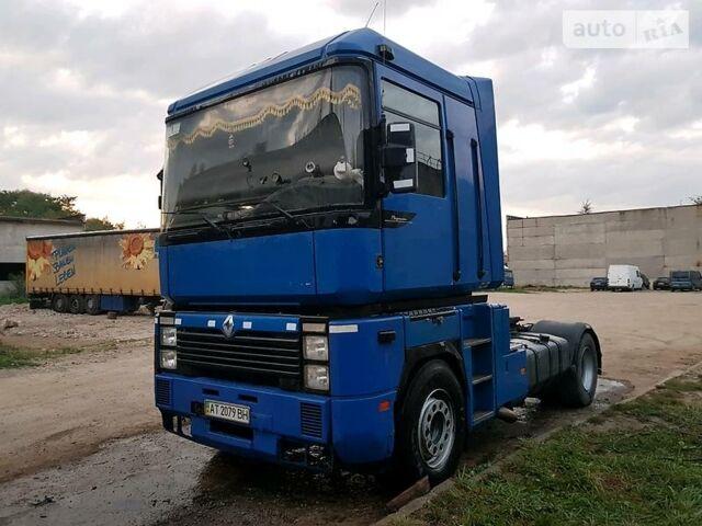 Синий Рено Магнум, объемом двигателя 0 л и пробегом 113 тыс. км за 6700 $, фото 1 на Automoto.ua