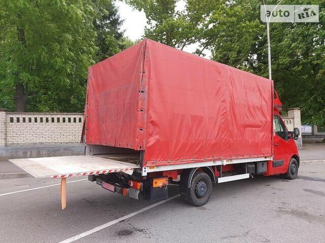 Красный Рено Мастер груз., объемом двигателя 0 л и пробегом 350 тыс. км за 15000 $, фото 1 на Automoto.ua