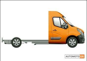 купить новое авто Рено Мастер груз. 2021 года от официального дилера Полісся Моторс Груп Рено фото