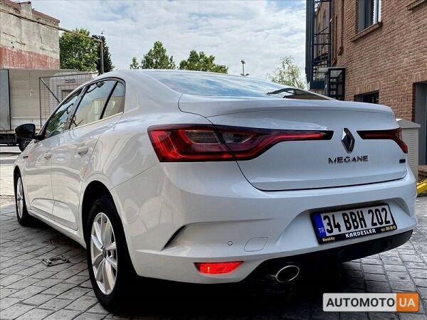 Рено Megane Sedan, объемом двигателя 1.5 л и пробегом 0 тыс. км за 18013 $, фото 1 на Automoto.ua