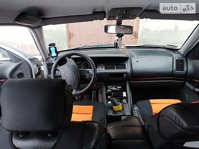 Сірий Рено Сафран, об'ємом двигуна 2.2 л та пробігом 377 тис. км за 3000 $, фото 1 на Automoto.ua