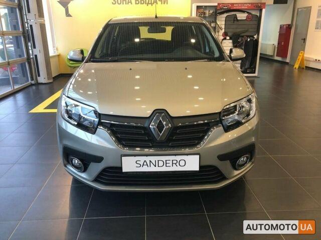 купить новое авто Рено Сандеро 2021 года от официального дилера Европа Плюс Рено фото