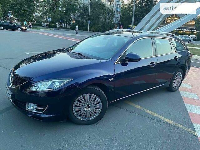 Синий Рено Сценик, объемом двигателя 1.8 л и пробегом 150 тыс. км за 8200 $, фото 1 на Automoto.ua