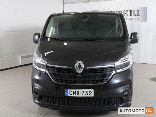 купить новое авто Рено Трафик 2021 года от официального дилера Европа Плюс Рено фото