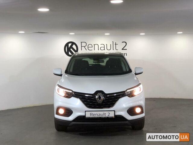 купить новое авто Рено Kadjar 2020 года от официального дилера Европа Плюс Рено фото
