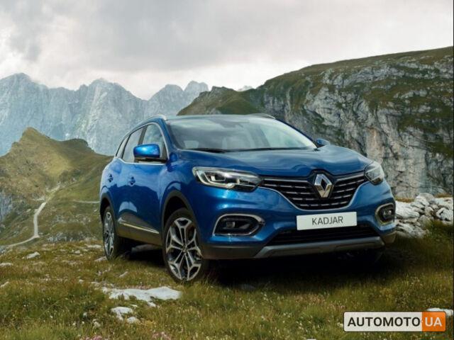 купити нове авто Рено Kadjar 2020 року від офіційного дилера Автоцентр Renault Миколаїв Рено фото