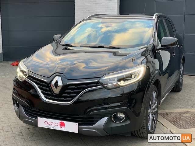 купить новое авто Рено Kadjar 2020 года от официального дилера Фаворит Авто Винница Рено фото