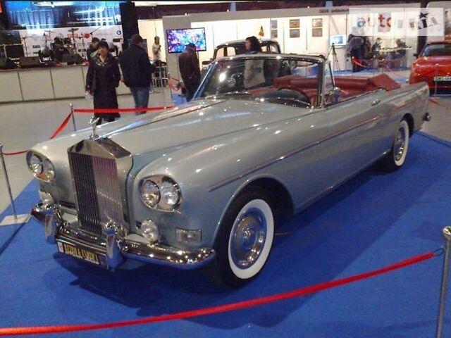 Ролс Ройс Silver Cloud, об'ємом двигуна 6.5 л та пробігом 77 тис. км за 350000 $, фото 1 на Automoto.ua