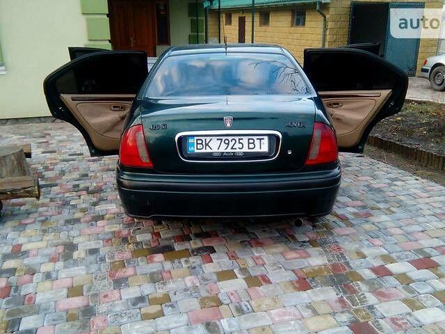 Зелений Ровер 420, об'ємом двигуна 2 л та пробігом 260 тис. км за 3699 $, фото 1 на Automoto.ua