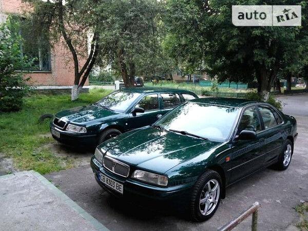 Зелений Ровер 618, об'ємом двигуна 1.8 л та пробігом 50 тис. км за 8100 $, фото 1 на Automoto.ua
