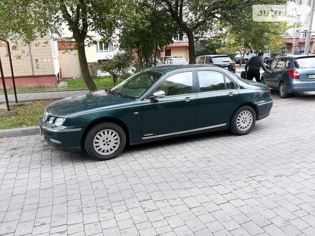 Зеленый Ровер 75, объемом двигателя 2.5 л и пробегом 105 тыс. км за 4900 $, фото 1 на Automoto.ua