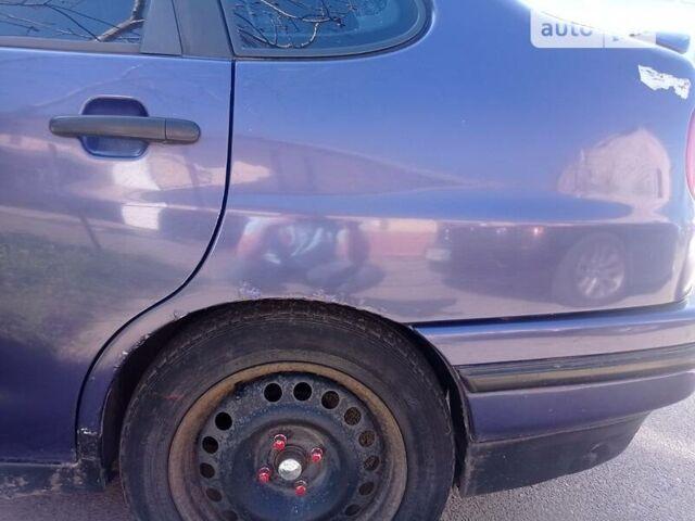 Фиолетовый Сеат Кордоба, объемом двигателя 1.6 л и пробегом 305 тыс. км за 1600 $, фото 1 на Automoto.ua