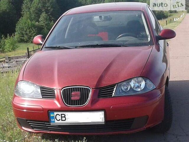 Червоний Сеат Ibiza, об'ємом двигуна 1.4 л та пробігом 127 тис. км за 3900 $, фото 1 на Automoto.ua
