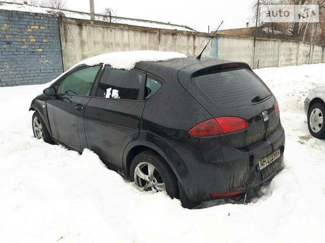 Черный Сеат Леон, объемом двигателя 0 л и пробегом 215 тыс. км за 4300 $, фото 1 на Automoto.ua