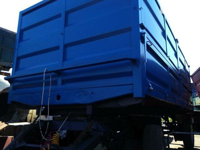 Синій СЗАП 8350, об'ємом двигуна 0 л та пробігом 1 тис. км за 6500 $, фото 1 на Automoto.ua
