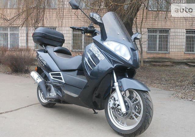 Чорний Сачс Quattrocento, об'ємом двигуна 0.4 л та пробігом 2 тис. км за 3500 $, фото 1 на Automoto.ua