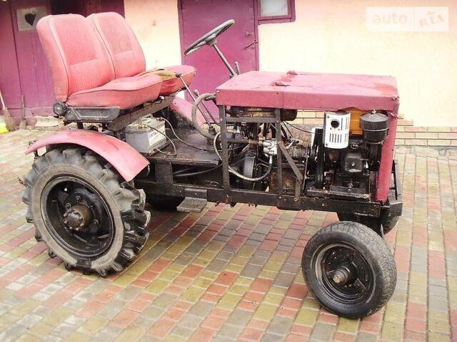 Вишневий Самодельный Саморобний, об'ємом двигуна 0 л та пробігом 1 тис. км за 1600 $, фото 1 на Automoto.ua